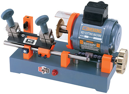wenxing key cutting machine